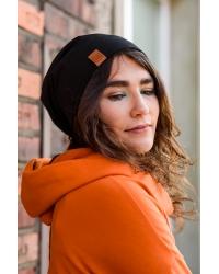 Mütze Basic Black