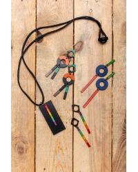Halskette Rainbow